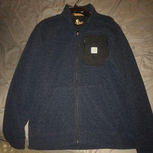 Carhartt Walden Full-Zip Fleece Sweatshirt